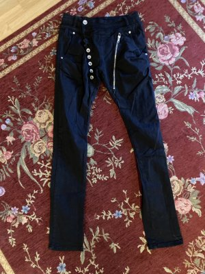 Coole Jeans schwarz