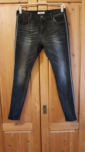 JEWELLY Boyfriend jeans zwart