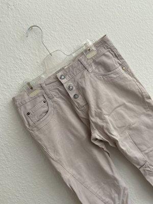 Vicolo Jeans a 7/8 rosa antico