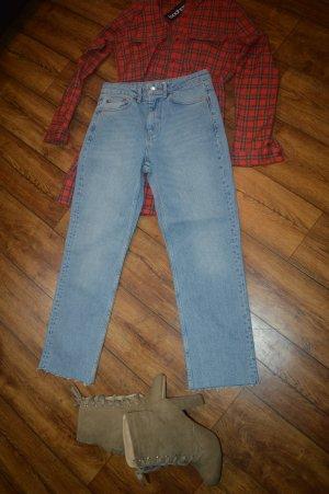 Coole Jeans wie neu Gr. 38 von TOPSHOP