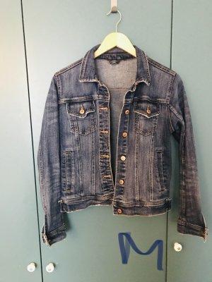 Coole Jeansjacke Zara