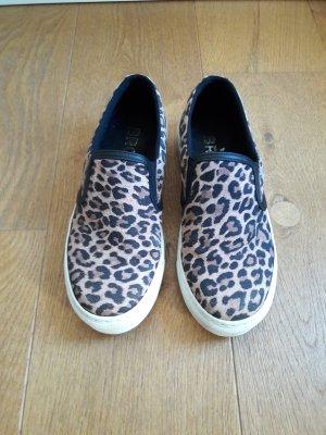 Coole Leopard Sneakers