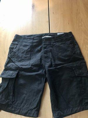Reell Pantalon cargo noir