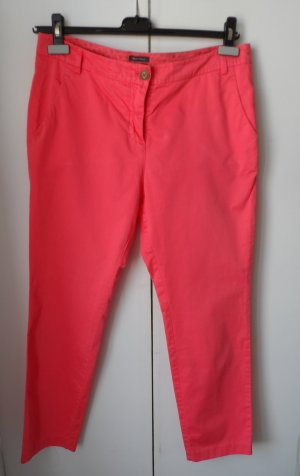 coole Marc o Polo Chino Hose Gr. 38 Koralle Modell: Flisby