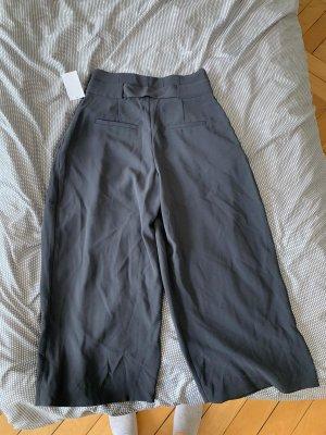 H&M Pantalone culotte multicolore Tessuto misto