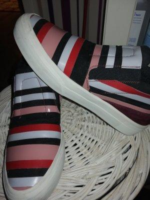 MSGM Sneaker slip-on multicolore