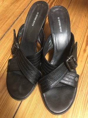Gstar Heel Pantolettes black