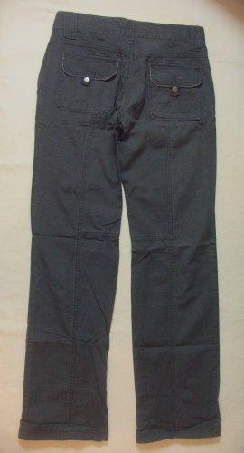 Coole Pants von BROADWAY..Cargo..Military..Combat..Hüfthose..graublau..Größe  DE 36, Small