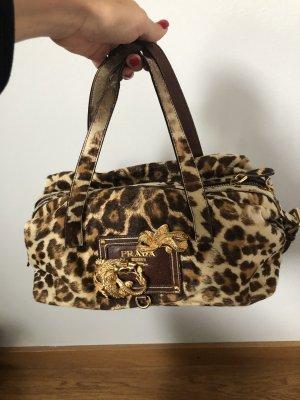 Coole Prada Leopardenprint Tragetasche