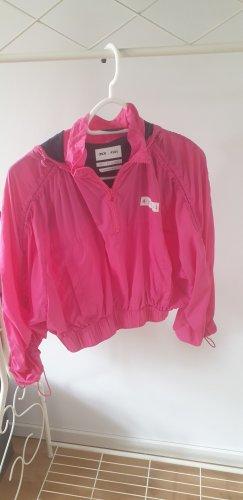 Asos Regenjas roze-neonroos