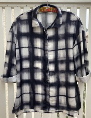 Promod Checked Blouse multicolored