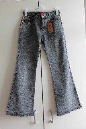 Hansel Jeans flare multicolore
