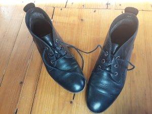 Apple of eden Ankle Boots black