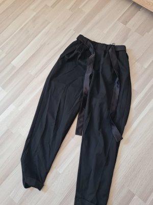 coole schwarze Hose