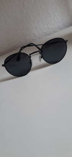 Oval Sunglasses black