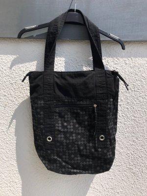 Coole schwarze Tasche von H&M Divided