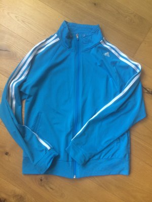 Adidas Sports Vests neon blue