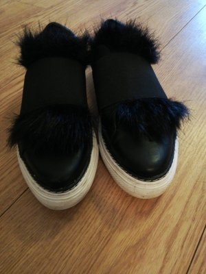 sixty seven Slippers black