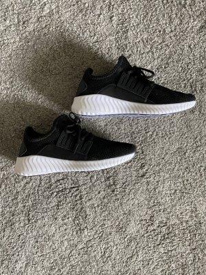 Just Fab Sneakersy wciągane czarny-biały