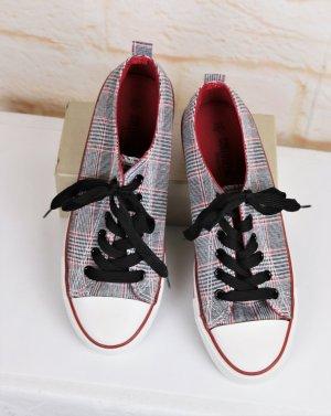 Colloseum Lace-Up Sneaker multicolored mixture fibre
