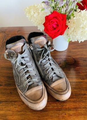 Candice Cooper High top sneaker veelkleurig