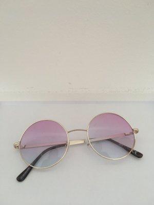 Accessoires Okrągłe okulary przeciwsłoneczne Wielokolorowy