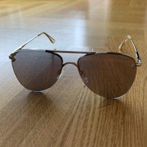 Le Specs Aviator Glasses multicolored
