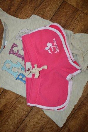 Coole Sporthose pink wie Neu von Smilodox Gr. 36