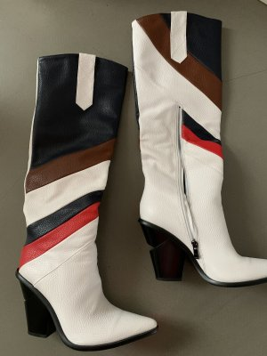 Heel Boots multicolored