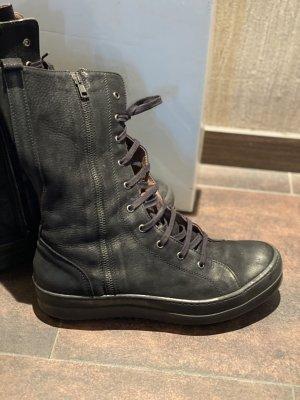 Paradies Lace-up Boots black