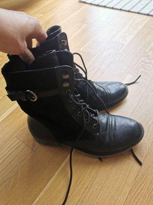 Coole Stiefel von Pesaro