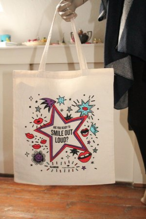coole Stofftasche * Shopping Bag * Tom Taylor für Glamour * NEU *