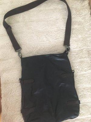 Esprit College Bag dark brown-black brown