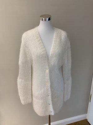 Michael Kors Giacca in maglia bianco