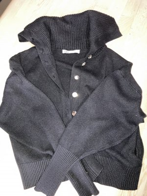 Coole Strickjacke Zara Gr S schwarz