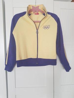 TRL Sports Jacket yellow-dark violet