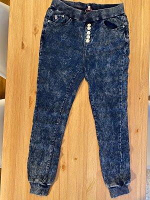 Emily the Strange Workowate jeansy Wielokolorowy