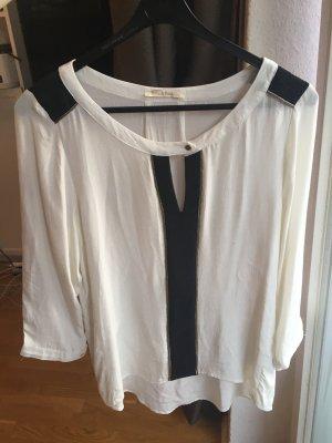 Coole Weiße Bluse