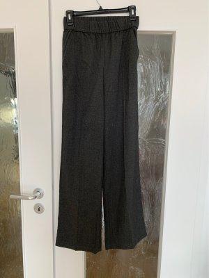 H&M Pantalon Marlene gris foncé