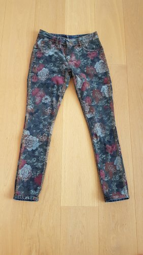 Stretch Jeans multicolored cotton