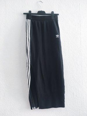Cooler Adidas Maxi Rock mit Schlitz SEHR SELTEN
