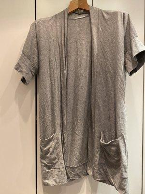 Okha Sweat Jacket light grey-grey
