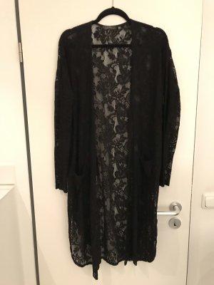 SoAllure Manteau en tricot noir