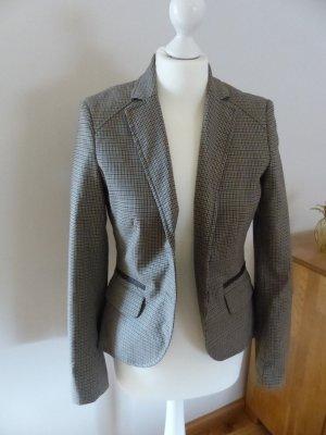 Comma Tailleur-pantalon brun noir-marron clair