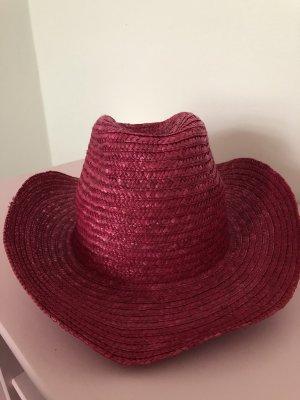 Pash Cowboyhoed magenta Hennep