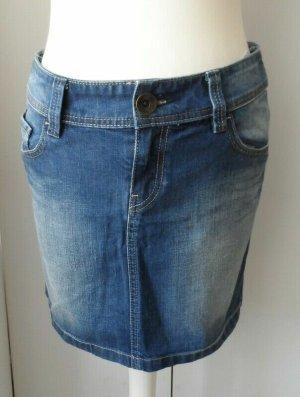 cooler Esprit Jeans Mini Rock Gr. 28 nur 2 x getragen