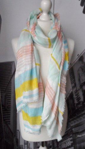 Esprit Pashmina multicolore tissu mixte