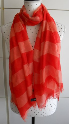 Hallhuber Pashmina rood Polyester