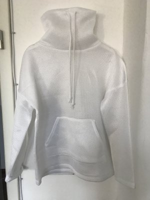 Cooler Hoodie von ZARA aus Mesh