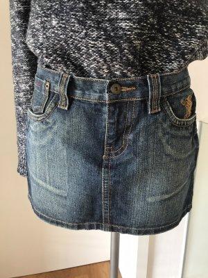 Cooler Jeans-Minirock * neu * 34/36